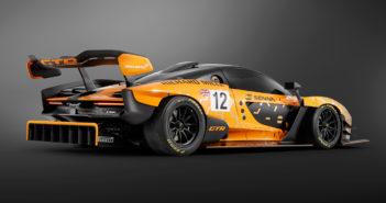 McLaren unveils the Senna GTR