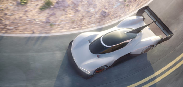 Volkswagen details its latest motorsport project, the ID R Pikes Peak