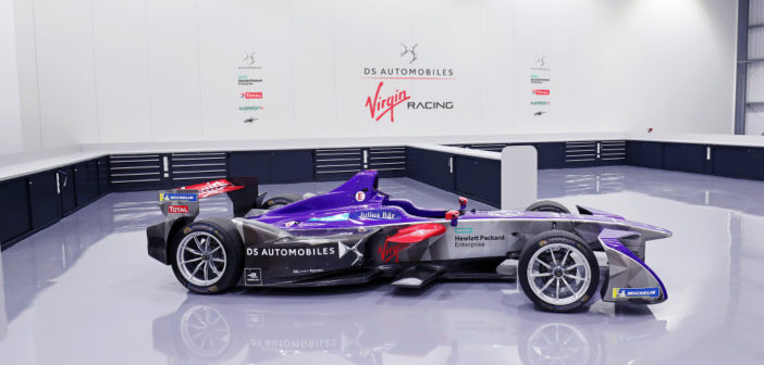 DS Virgin Racing completes move to new Silverstone HQ