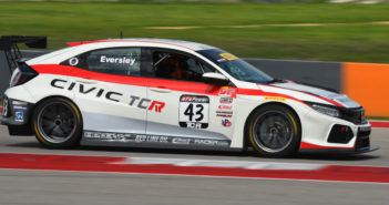 Honda Civic Type R to feature at Pirelli World Challenge