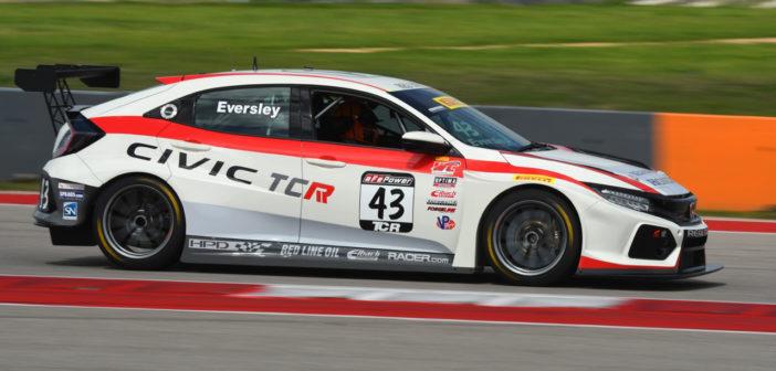Honda Civic Type R to feature at Pirelli World Challenge