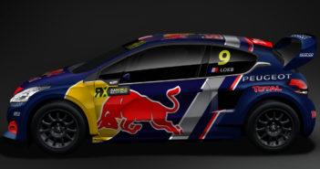 Team Peugeot Total goes full factory for 2018 FIA World RX title bid