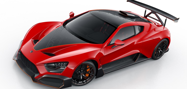 Zenvo Automotive details the new TSR-S | Professional Motorsport World