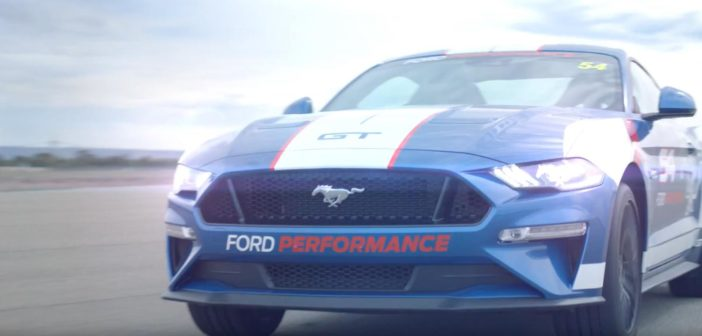 Ford announces Mustang Supercars program