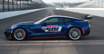 Corvette ZR1 2019 named as official Indianapolis 500 pace car