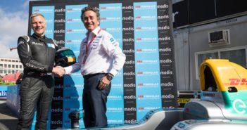 Modis named official sponsor for Formula E