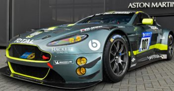 Aston Martin confirms two-car entry for ADAC Zurich 24 Hour race