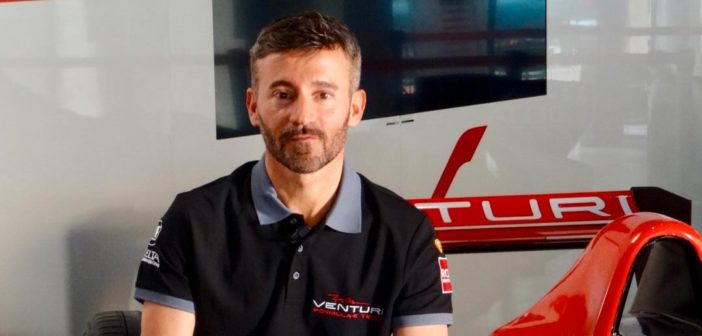 Max Biaggi named brand ambassador for Venturi
