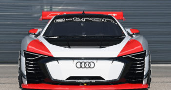 Audi e-tron Vision Gran Turismo to be deployed as FE race taxi
