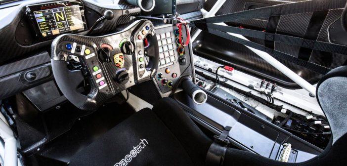 911 GT3 R is Porsche's new customer racer for GT3 series
