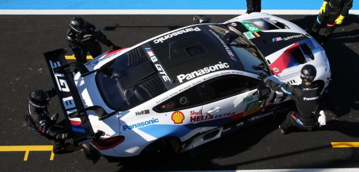 BMW Motorsport to return to Le Mans 24h