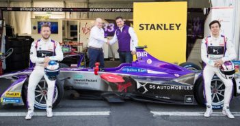 Stanley Engineered Fastening to supply technical support to DS Virgin Racing