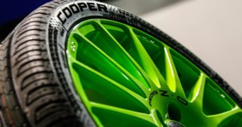Cooper unveils Zeon CS8 World RX-Edition tire at Silverstone
