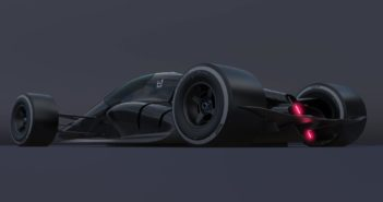T1 Turbine future racer concept unveiled