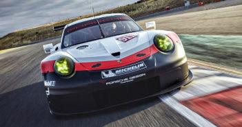 Porsche details its 4.0-liter six-cylinder 911 RSR