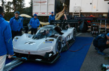 VW Motorsport develops rapid-charging system for Pikes Peak EV challenger