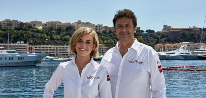 Susie Wolff appointed team principal at Venturi