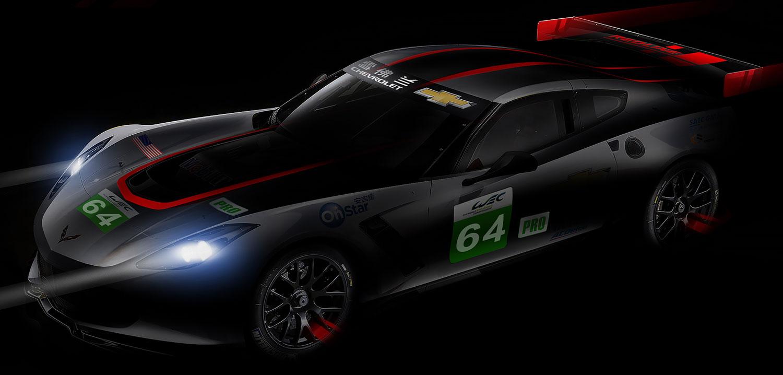 Corvette Unveils 'Redline' C7.R Livery