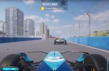 Formula E and Virtually Live develop eSports virtual race software