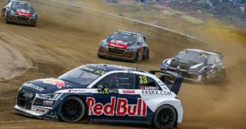 World Rallycross Championship confirms switch to all-electric
