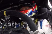 PMW Expo on board with Marco Sorensen, TF Sport Aston Martin Vantage GT3