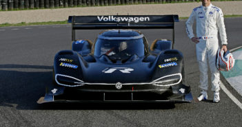 I.D. R Pikes Peak completes first testing session