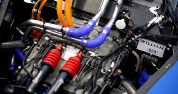Williams Advanced Engineering named as battery suppler to the WRX