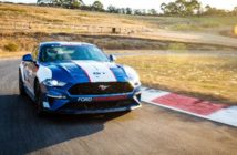 Work underway to replace Ford Falcon with Mustang in Australian Supercars
