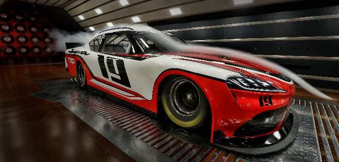 Toyota to race new Supra in NASCAR Xfinity Series