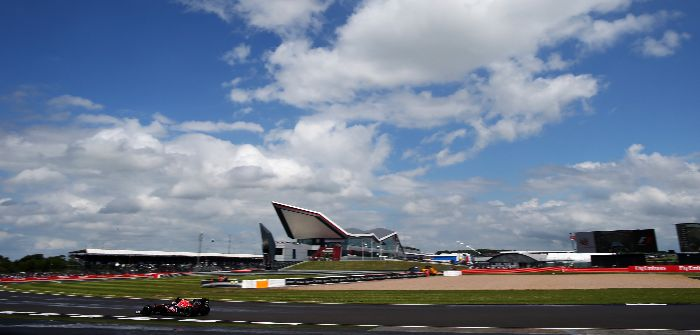 Coptrz provides drone detection services for British F1 Grand Prix