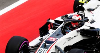 Haas F1 team continues season with Old World Industries sponsorship deal