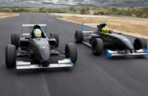 Griiip promotes new open-wheel race series in Italy by letting FoS visitors 'compete' using simulators