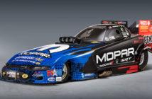 Mopar and Dodge Charger SRT Hellcat NHRA Funny Car makes its debut