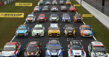 British Touring Cars to go hybrid in 2022