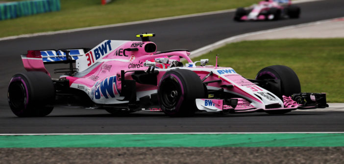 Racing Point UK acquires Force India Formula One Team