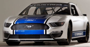 Ford unveils Mustang for 2019 NASCAR Cup