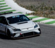 Cupra e-Racer electric touring car has second outing on track