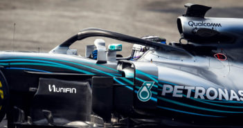 Mercedes F1 team sponsored by Unifin for next three Mexican GPs