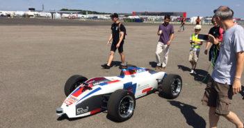 DJ Engineering Services develops autonomous electric race car
