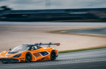 McLaren 720S GT3 begins track testing ahead of 2019 competition debut