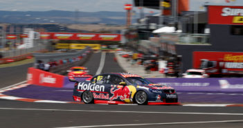 Compulsory brake change at Supercars Bathurst 1000