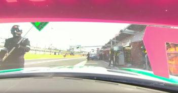 Michael Broadhurst, Mercedes-AMG GT4 at Brands Hatch