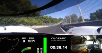 Porsche 919 Hybrid Evo breaks all-time Nürburgring Nordschleife lap time