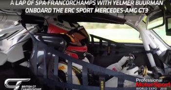 Yelmer Buurman, ERC Sport, Mercedes-AMG GT3