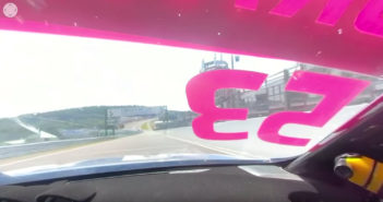 Spa-Francorchamps on board the Ultratek Racing Team RJN Nissan 370Z GT4