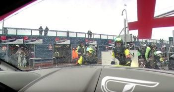 Matthew George, Invictus Games Racing Jaguar F-Type SVR GT4