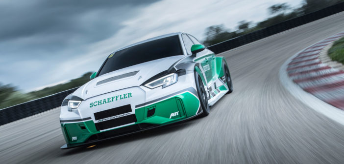 Schaeffler details the electric technologies behind its 4ePerformance concept