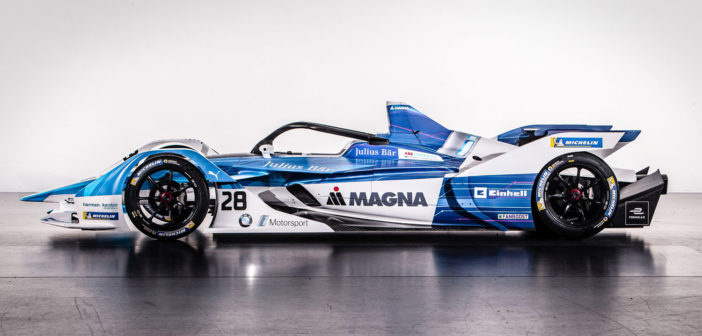 Magna joins BMW i Andretti team as the iFE.18 is unveiled