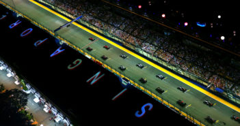 Changes made to Singapore Formula 1 track for 2018