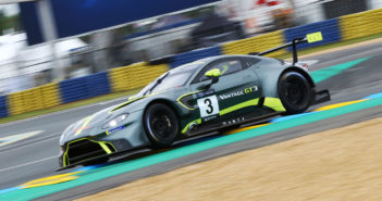 Aston Martin Racing launches driver academy for 2019